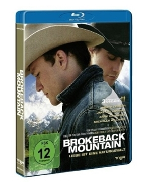 Image de Brokeback Mountain (Blu-Ray)