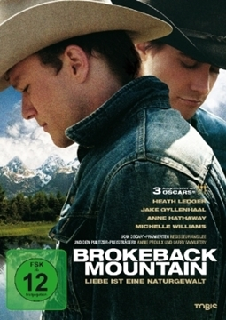 Image de Brokeback Mountain (DVD)
