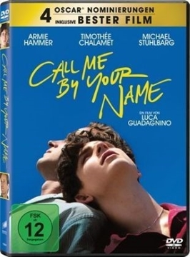 Image de Call Me By Your Name (DVD)