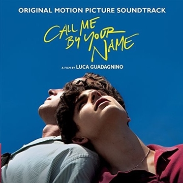 Image de Call Me By Your Name - Original Motion Picture Soundtrack (CD)