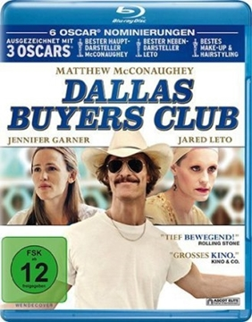 Image de Dallas Buyers Club (Blu-Ray)