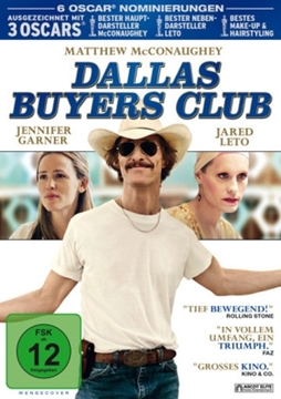 Bild von Dallas Buyers Club (DVD)