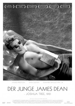Image de Der junge James Dean - JOSHUA TREE 1951 (DVD)