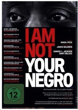 Image de I am not your Negro (DVD)