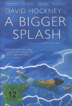 Image de A Bigger Splash (DVD)
