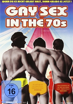 Image de Gay Sex In The 70´s (DVD)