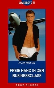 Image sur Freytag, Julian: Freie Hand in der Businessclass