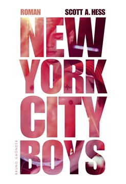 Image de Hess, Scott Alexander: New York City Boys