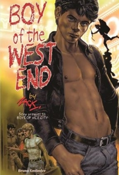 Bild von Zack: Boy of the west end