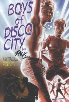 Bild von Zack: Boys of disco city