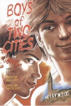 Bild von Zack: Boys of two cities