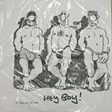 Image de T-Shirt Hey Boy