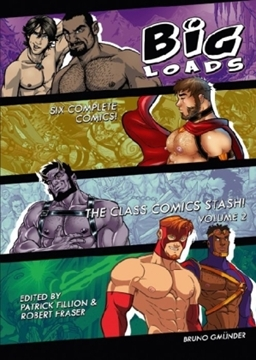 Image de Big Loads - The Class Comic Stash! - Vol 2