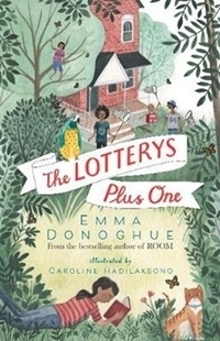 Image sur Donoghue, Emma: The Lotterys Plus One