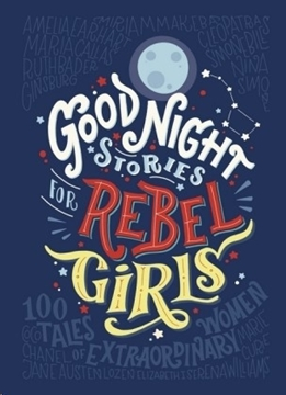 Image de Favilli, Elena: Good Night Stories For Rebel Girls (english)