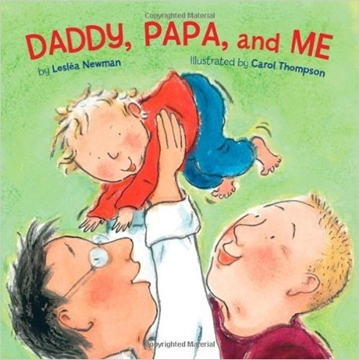 Image de Newman, Leslea: Daddy, Papa and Me