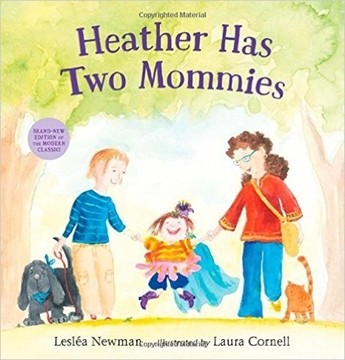 Bild von Newman, Leslea: Heather Has Two Mommies