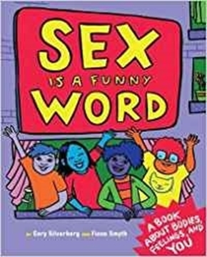 Image de Silverberg, Cory: Sex is a Funny Word