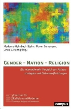Image de Behrensen, Maren (Beitr.): Gender - Nation - Religion