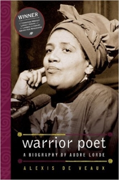 Image de de Veaux, Alexis: Warrior Poet: A Biography of Audre Lorde