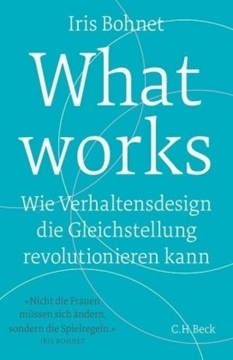 Image de Bohnet, Iris: What works