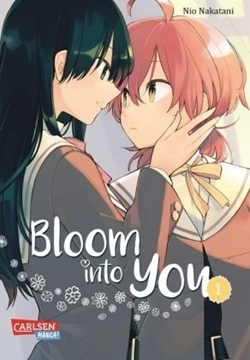 Image de Nakatani, Nio: Bloom into you - Band 1