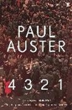 Image de Auster, Paul: 4321 (eBook)