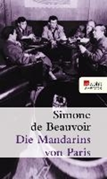 Image de Beauvoir, Simone de: Die Mandarins von Paris. (eBook)