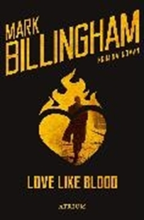 Image sur Billingham, Mark: Love like blood (eBook)