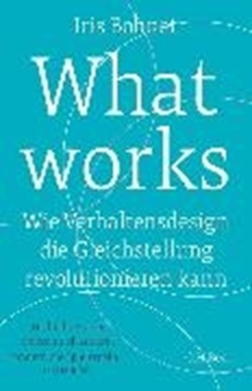 Bild von Bohnet, Iris: What works (eBook)