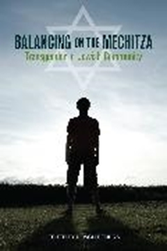 Image de Dzmura, Noach: Balancing on the Mechitza (eBook)