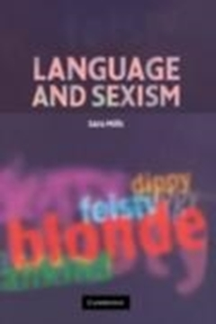 Bild von Mills, Sara: Language and Sexism (eBook)
