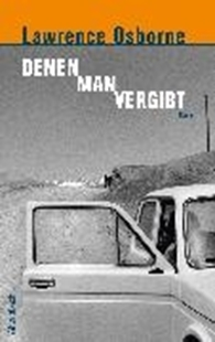 Image sur Osborne, Lawrence: Denen man vergibt (eBook)