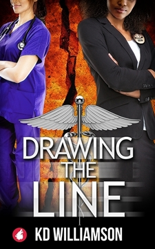 Image de Williamson, KD: Drawing the Line