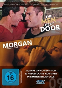 Bild von The Men Next Door / Morgan - Double-Feature (DVD)