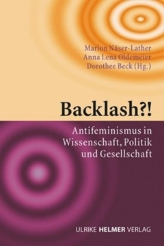 Image de Näser-Lather, Marion (Hrsg.): Backlash!?