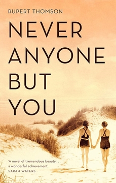 Bild von Thomson, Rupert: Never Anyone But You