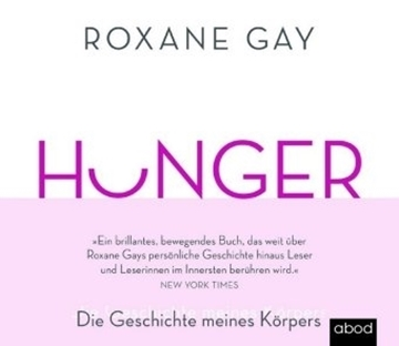 Image de Gay, Roxane: HUNGER (CD)