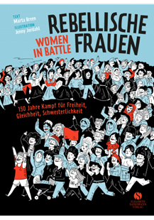 Image sur Breen, Marta: Rebellische Frauen - Women in Battle