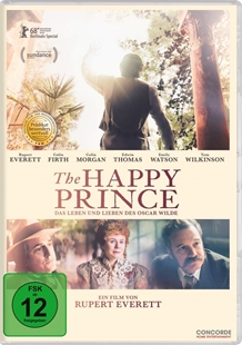 Image sur The Happy Prince (DVD)