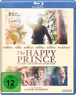 Image sur The Happy Prince (Blu-ray)