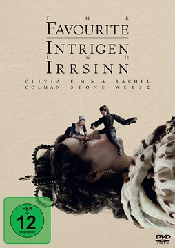Image de The Favourite - Intrigen und Irrsinn (DVD)