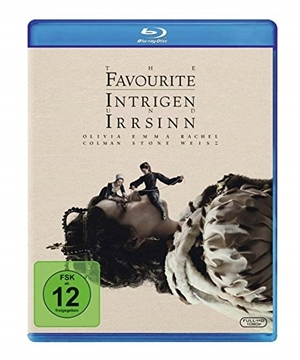 Image de The Favourite - Intrigen und Irrsinn (Blu-ray)