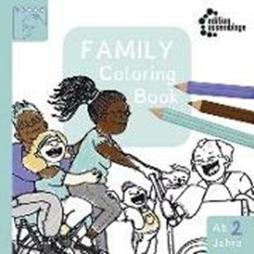 Image de LEONA Games GmbH (Hrsg.): FAMILY Coloring Book