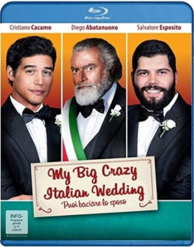 Image de My Big Crazy Italian Wedding (Blu-ray)