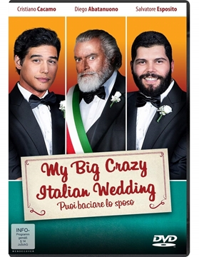 Image de My Big Crazy Italian Wedding (DVD)