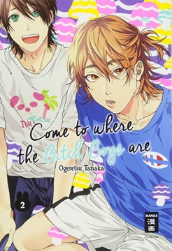 Bild von Tanaka, Ogeretsu: Come to where the Bitch Boys are 02