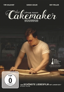 Image de The Cakemaker - Der Kuchenmacher (DVD)