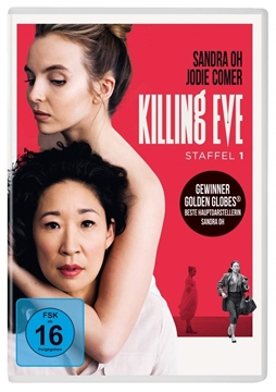 Image de .Killing Eve - Staffel 1 (DVD)