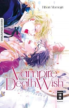 Bild von Momojiri, Hibari: The Vampire has a Death Wish
